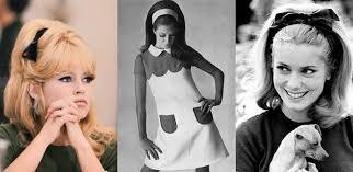 účes 60 Let Jak To Udělat Retro účesy A Jejich Fotografie