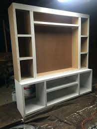 built in entertainment center plans for flat screen tvs 17 diy entertainment center ideas and designs
