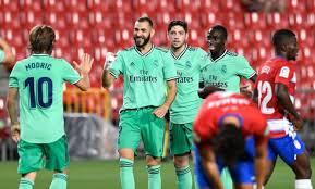 نتيجة مباراة ريال مدريد وغرناطة في الدوري الاسباني