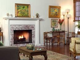 georgian wood fireplace mantle in white