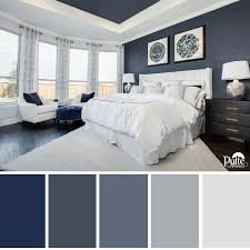 Colorful Bedroom Designs This Bedroom Design Has The Right Idea The Rich Blue Color