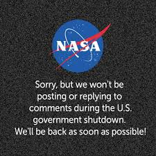 what does the government shutdown mean for nasa astronomy what does the government shutdown mean for nasa