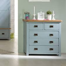 New England Bedroom Furniture New England Oak Grey Bedroom Chests Bedside Chest Of Drawers