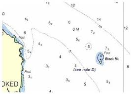 Nautical Chart Numbers Soundings Nautical Charts
