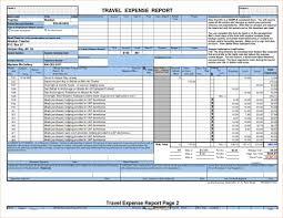 004 Travel Expense Report Template Pdf Ideas Ulyssesroom