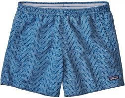 Patagonia Womens Baggies Shorts 5 Inch Closeout