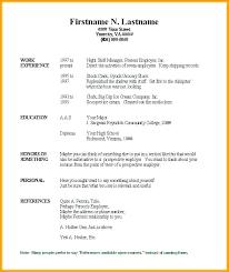 Microsoft Word Resume Template 2010 Word Resume Template Free Templates Microsoft 2019 Ms 2010