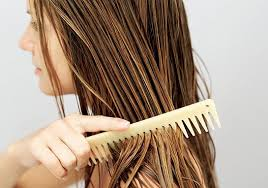 washing your hair also cleans the scalp and in doing so weakens the protective hydrolipid film this is a fine barrier layer of se and sweat that covers