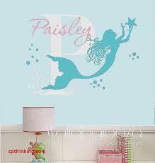 custom vinyl wall stickers uk beautiful the 25 best mermaid wall decals ideas on