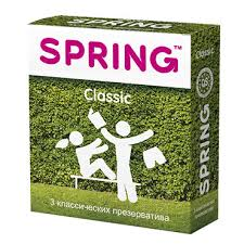 <b>Презервативы Spring</b> Classic — купить по выгодной цене на ...
