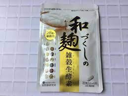 和 麹 雑穀 生 酵素