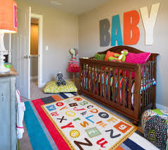 baby boy room rugs alphabet rug nursery transitional with