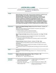 Personal Profile Examples Resume Curriculum Vitae Statement Samples