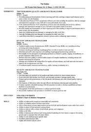 Quality Assurance Associate Sample Resume Assurance Associate Sample Resume Shalomhouseus 20