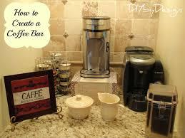 Coffee Decorations For Kitchen Design615789 Coffee Bar In Kitchen 17 Best Ideas About Kitchen
