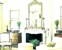 mirror over fireplace ideas mirrors above decor with full tile houzz ab