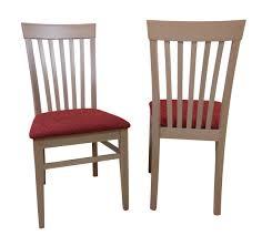 Farbe Massivholz Nuss Stuhl 2er Set Dunkel Creme Stuhl