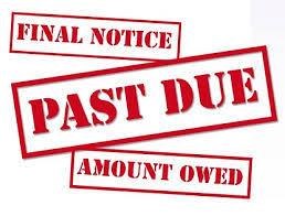 Overdue Account Account Overdue Advance Cessnock City E News