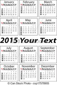 Calendar Format 2015 Portrait Calendar For 2015 Year