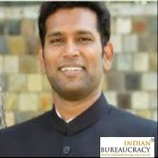 Prashanth Kumar Ch IAS posted as DM- Araria, Bihar | Indian Bureaucracy is  an Exclusive News Portal