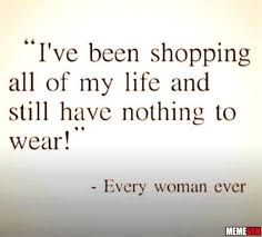 Funny Women Quotes Awesome Women's Quote About Shopping Funny Pictures Quotes Memes Funny