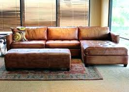 furniture row hours s of america sectional rust colored leather sofa living room outstanding light cream