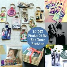 homemade birthday presents for your best friend for the besties 10 unique diy photo crafts to