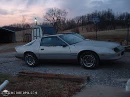 1987 Chevrolet Camaro base id 18948