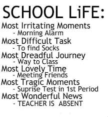 Image Title Funny SCHOOL LIFE Posted In Funny Quotes Pictures Unique Funny Quotes About School
