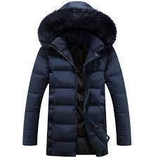 2018 winter coat men long parka with fur hood jacket mens casual thick warm winter long down coats chaqueta hombre invierno jackets from denya