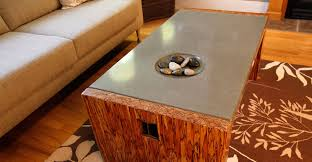 concrete and wood furniture. Concrete Coffee Table Top With Wood And Steel Frame By Yves St, Hilaire | Furniture