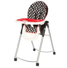 high chair for baby chairs for toddlers modern disney mickey portable feeding