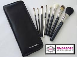 professional set mac make up brush 8pc