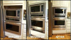 electric wall oven microwave combination fgmc65pf before and combo built in reviews filler strips photos
