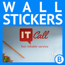 custom wall stickers and window