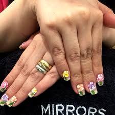 nail extensions dubai artificial