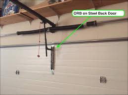 garage door reinforcement bracket