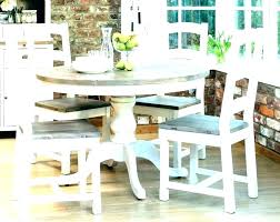 home captivating table and chairs sets 33 farmhouse dining set round white table and