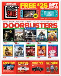 GameStop Black Friday Ads, Doorbusters ...