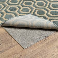 oriental weavers complete grey 7ft x 9 ft rug pad 480975 the home depot