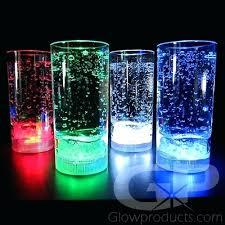light up glass light up tumbler glasses glass light shades for chandeliers