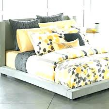 top grey and yellow duvet cover a6716683 yellow king comforter set grey and yellow duvet cover