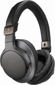 the ear Headphones Audio Sr6bt technica Ath Over Black Wireless waHBX46xq