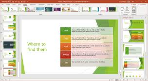 Office 365 Powerpoint Designer How To Use Design Ideas To Spruce Up Your Powerpoint