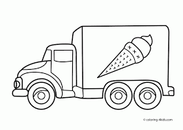 20 Coloring Pages Of Trucks Pulling Campers Ideas And Designs
