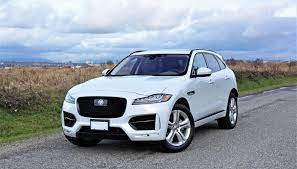 There are six main trim levels: 2018 Jaguar F Pace 25t Awd R Sport Review The Car Magazine