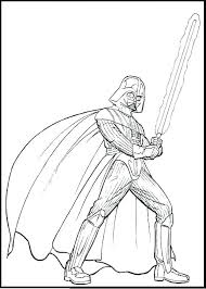 Star Wars Colouring Printables Portrait Of Coloring Page Movie