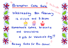events portishead pre school cake brampton wednesday 8th