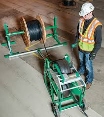 Cable Installation Job Pipe Cable Installation Equipment Rentals Leasing Or