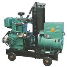 diesel generator. 12.5 KVA Diesel Generator E